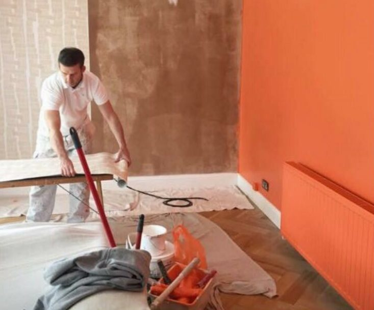 Painter Decorator Wirral Liverpool